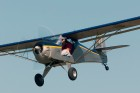 A Kitfox II similar to the one I have been learning on. Note the open doors; it's the only way to fly!