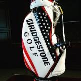 bridgestone golf bag