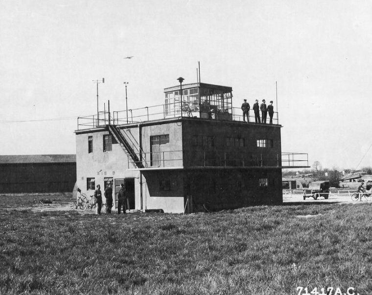 RAF_Framlingham-Control_Tower